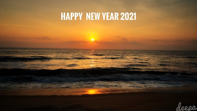 Happy and Healthy new year to all the Flickr friends.