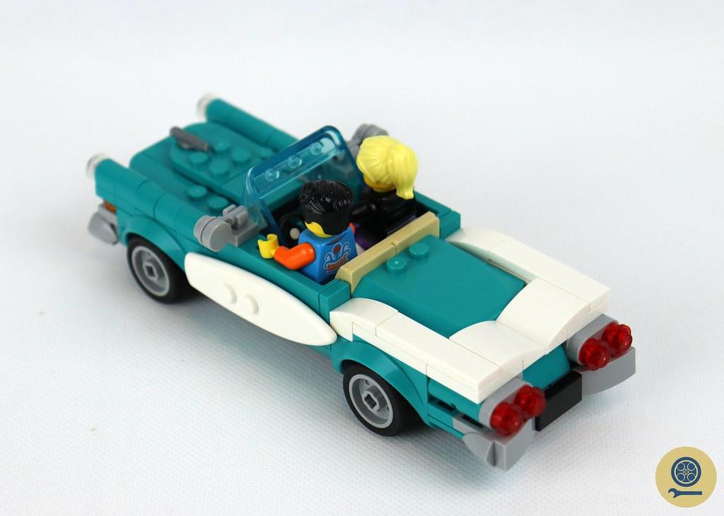 40448 Vintage Car 4