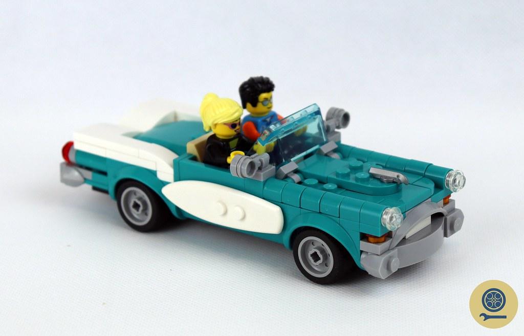 40448 Vintage Car 2