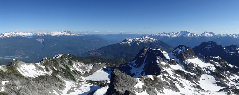 Tricouni Peak, 25 Jul 2020