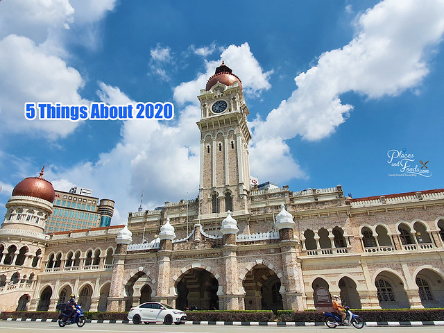 5 things about 2020