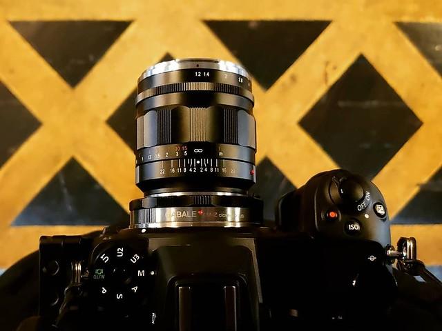 福倫達 35mm f1.2 二代目 Nikon Z 表現