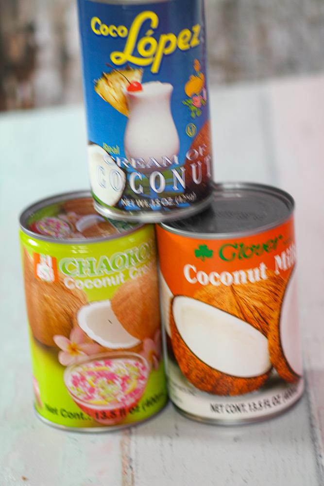 Coconut Milk LR