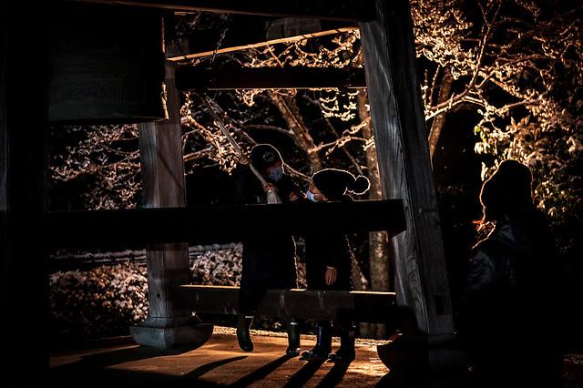 長徳寺除夜の鐘ーRinging of the New Year's Bell