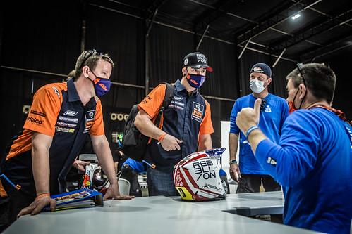 Dakar 2021 - Scrutineering