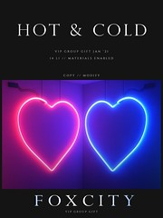 FOXCITY. VIP Photo Booth - Hot & Cold