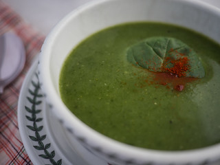 Spinach Soup | by Thomas Cizauskas