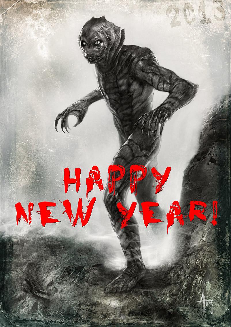 Happy New Year - Alex Tuis