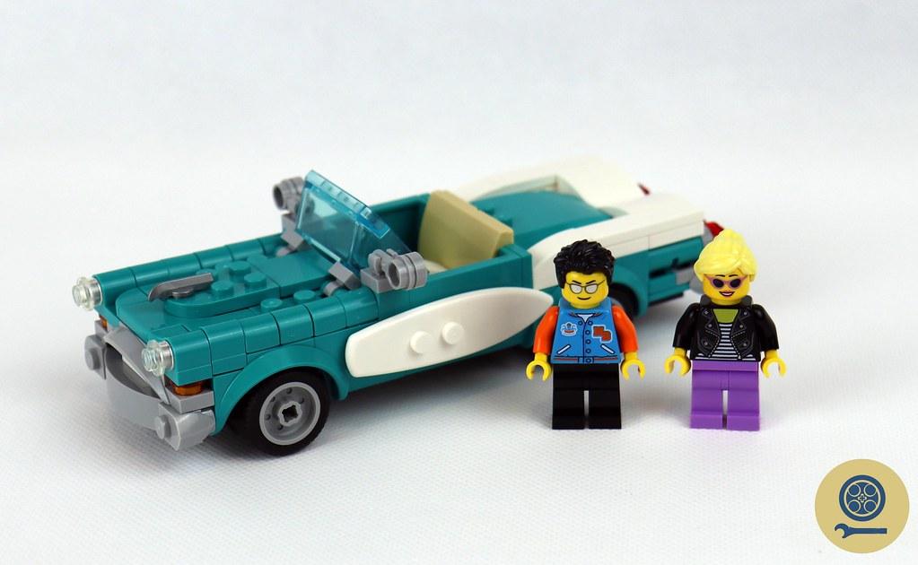 40448 Vintage Car 1