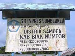 toegang naar Goa Jepang