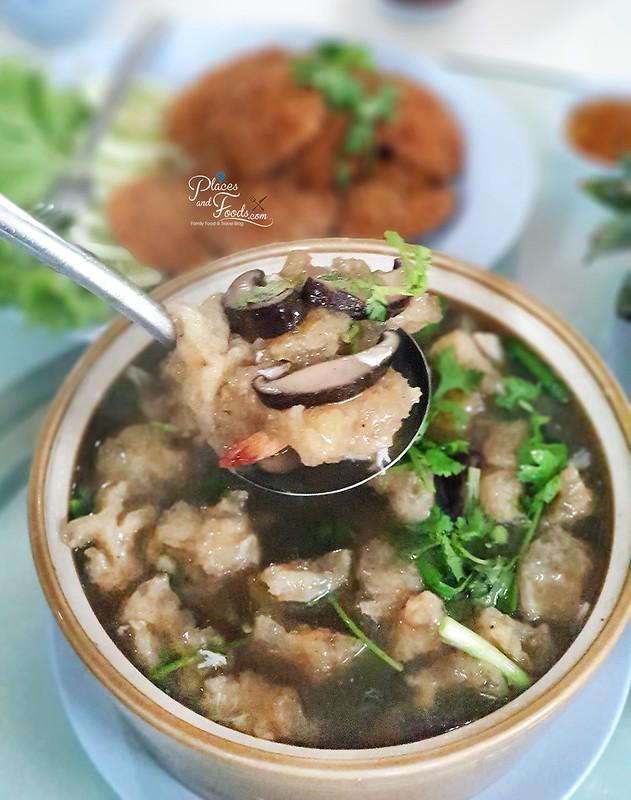 baiyok restaurant betong fish maw soup