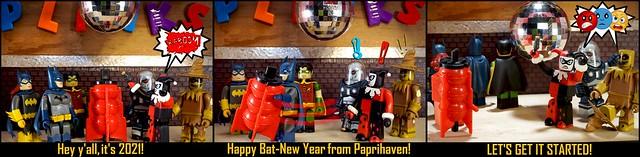 Happy KABOOM! - Bijou Planks 1/365