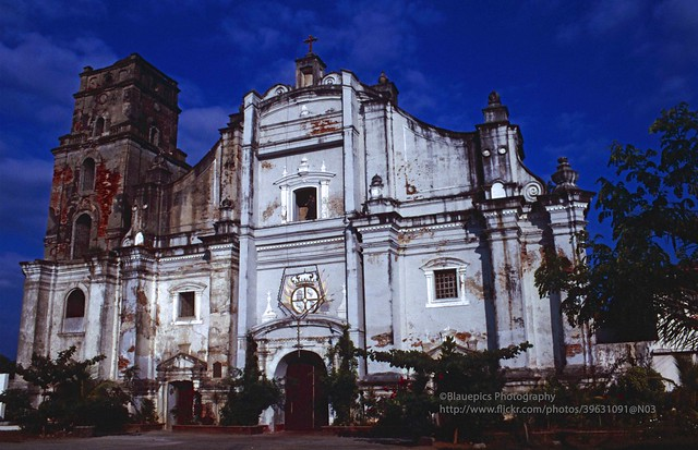near Laoag, San Nicolas de Tolentino Parish Church