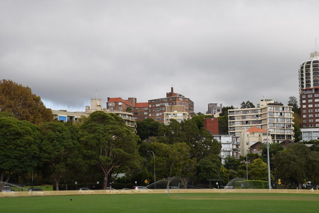 Rushcutters' Bay, Sydney