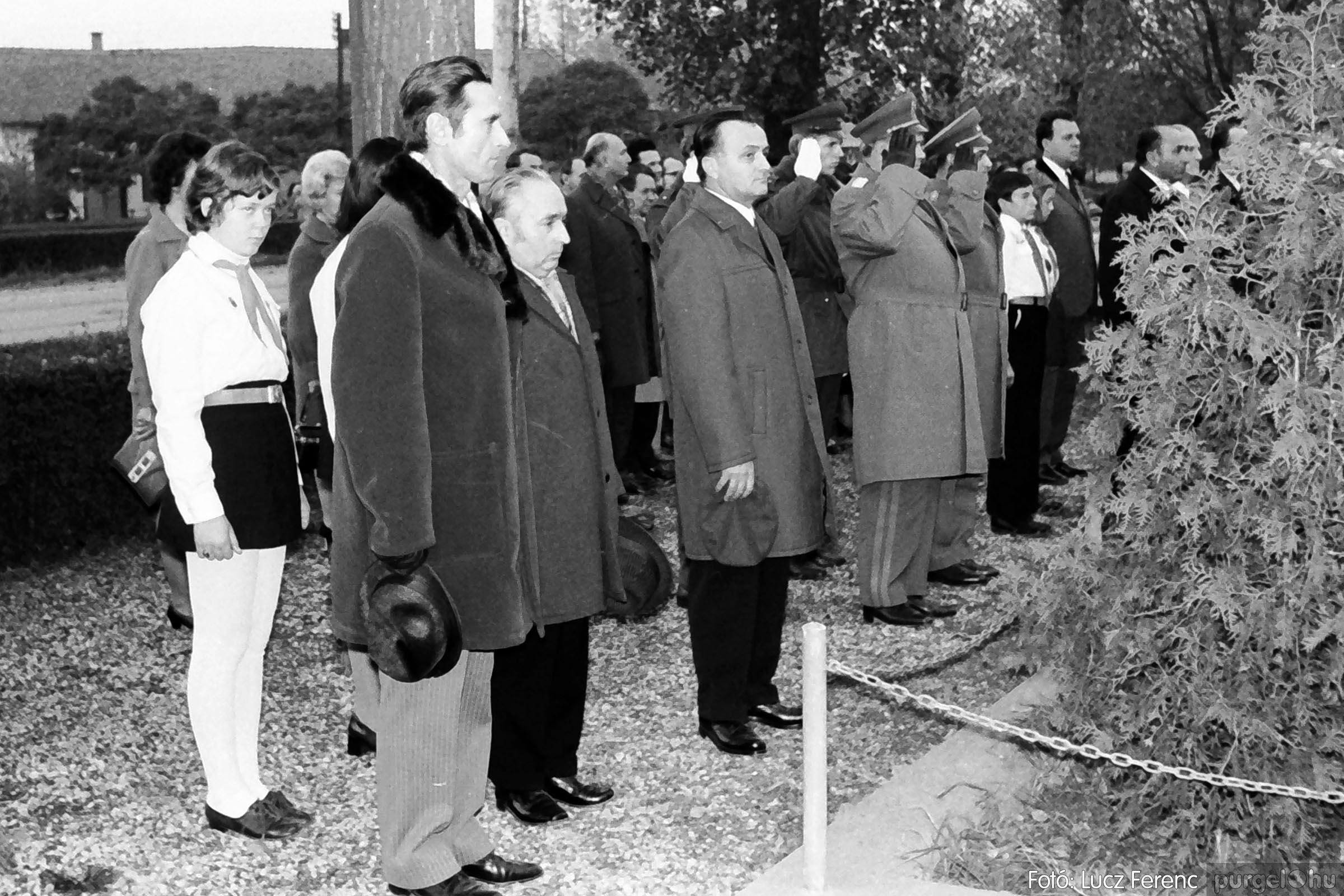 002 1970-es évek - November 7-i ünnepség 013 - Fotó: Lucz Ferenc - IMG01097q.jpg
