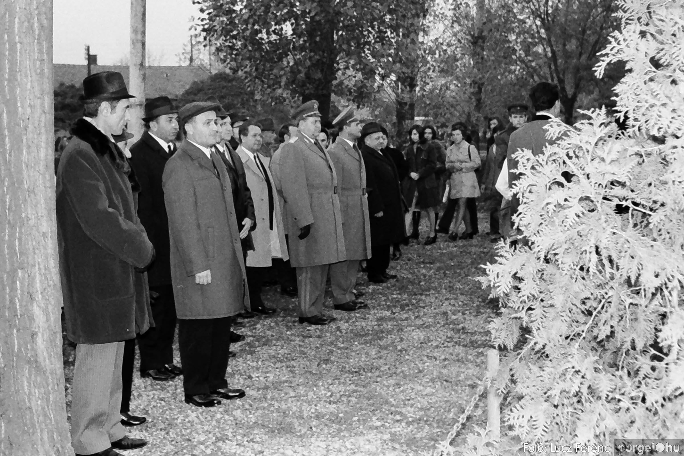002 1970-es évek - November 7-i ünnepség 008 - Fotó: Lucz Ferenc - IMG01092q.jpg