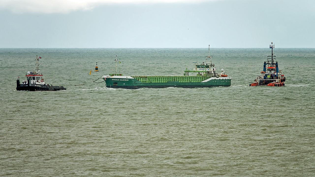 Sea Bronco & Amadeus Aquamarijn & Anteos