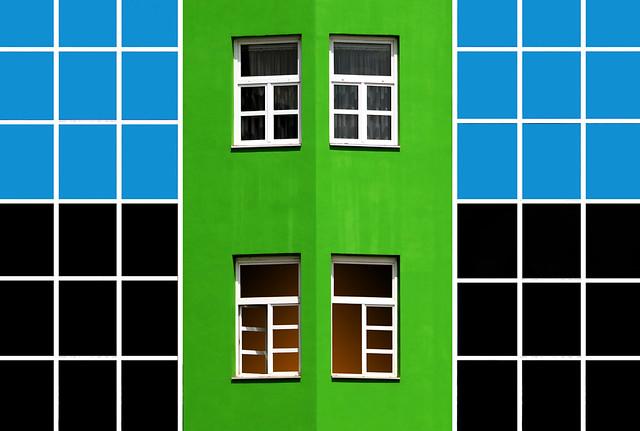 Facade graphics