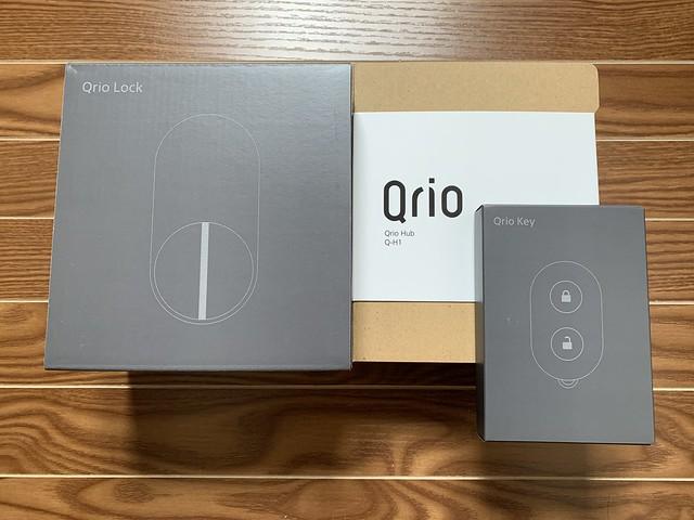 Qrio Lock / Qrio Hub / Qrio key