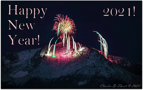 Happy New Year! 2021!