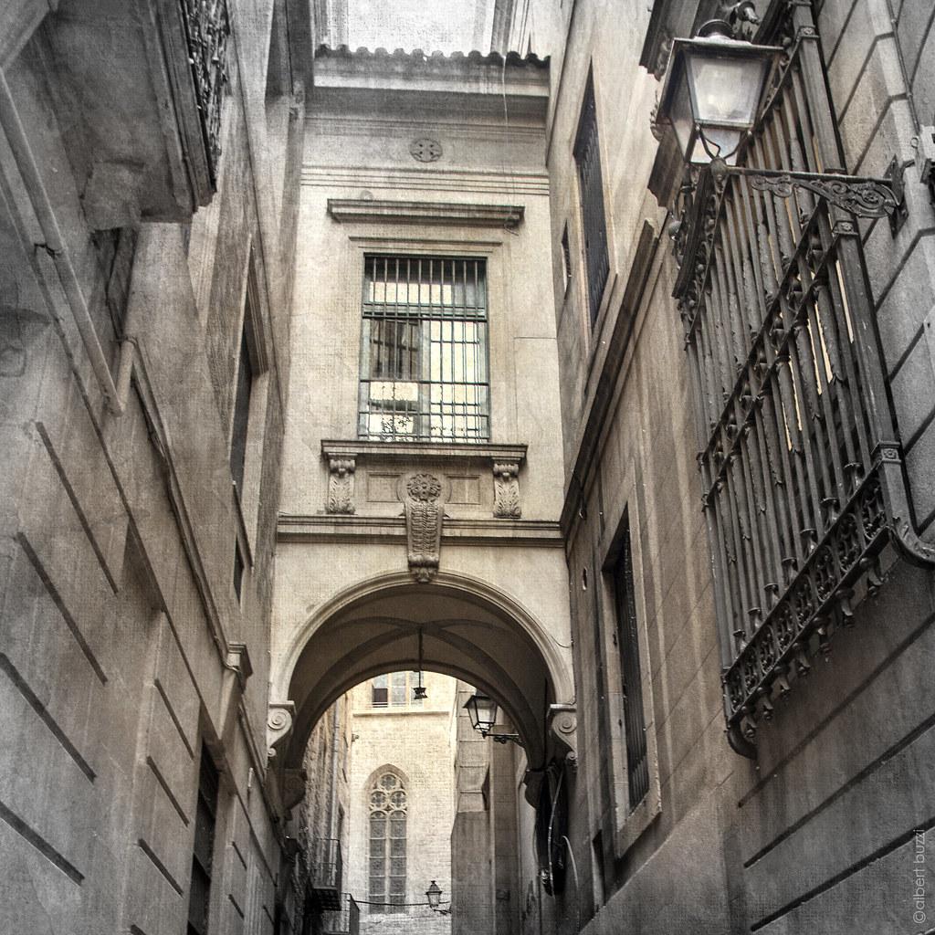 bBcn076: Barcelona - Ciutat Vella - El Gòtic
