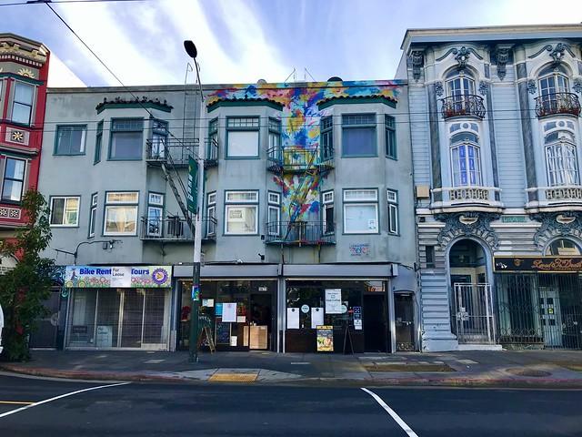 Haight-Ashbury - San Francisco, CA