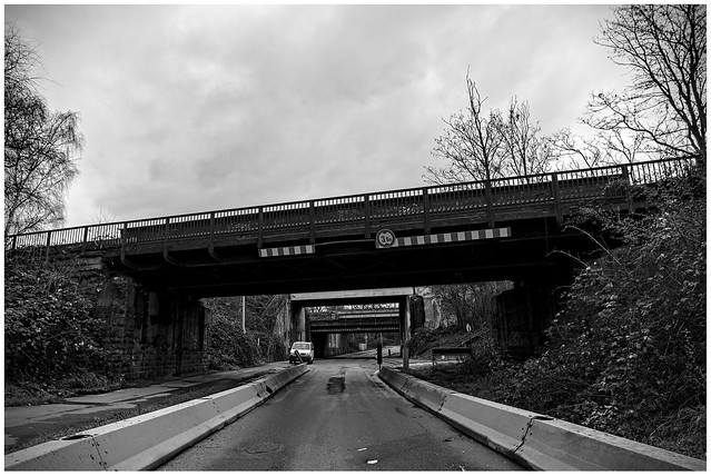 Brücken in Duisburg XVIII