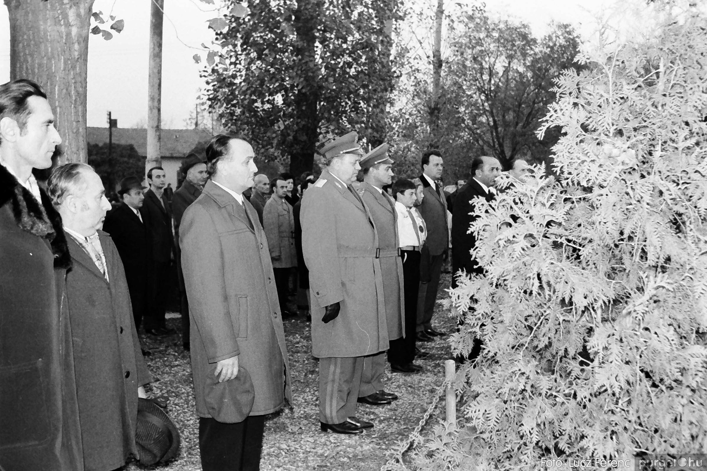 002 1970-es évek - November 7-i ünnepség 011 - Fotó: Lucz Ferenc - IMG01095q.jpg