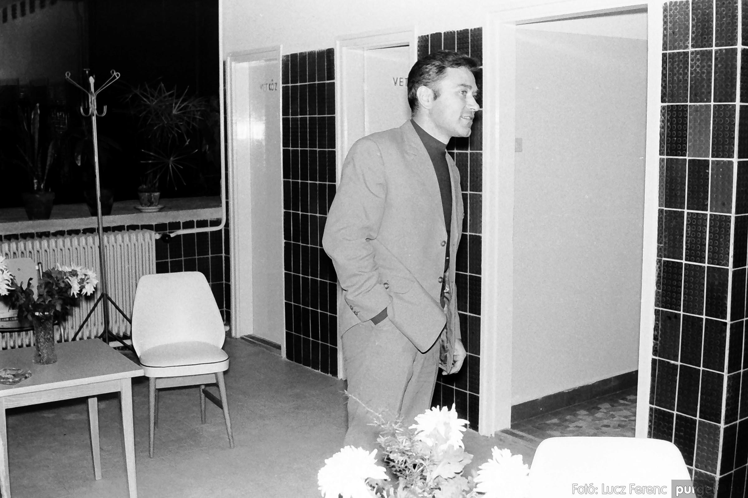 002 1970-es évek - Orvosi rendelő épületének átadása 021 - Fotó: Lucz Ferenc - IMG01119q.jpg