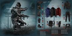 [AD] - Ghoul Samurai