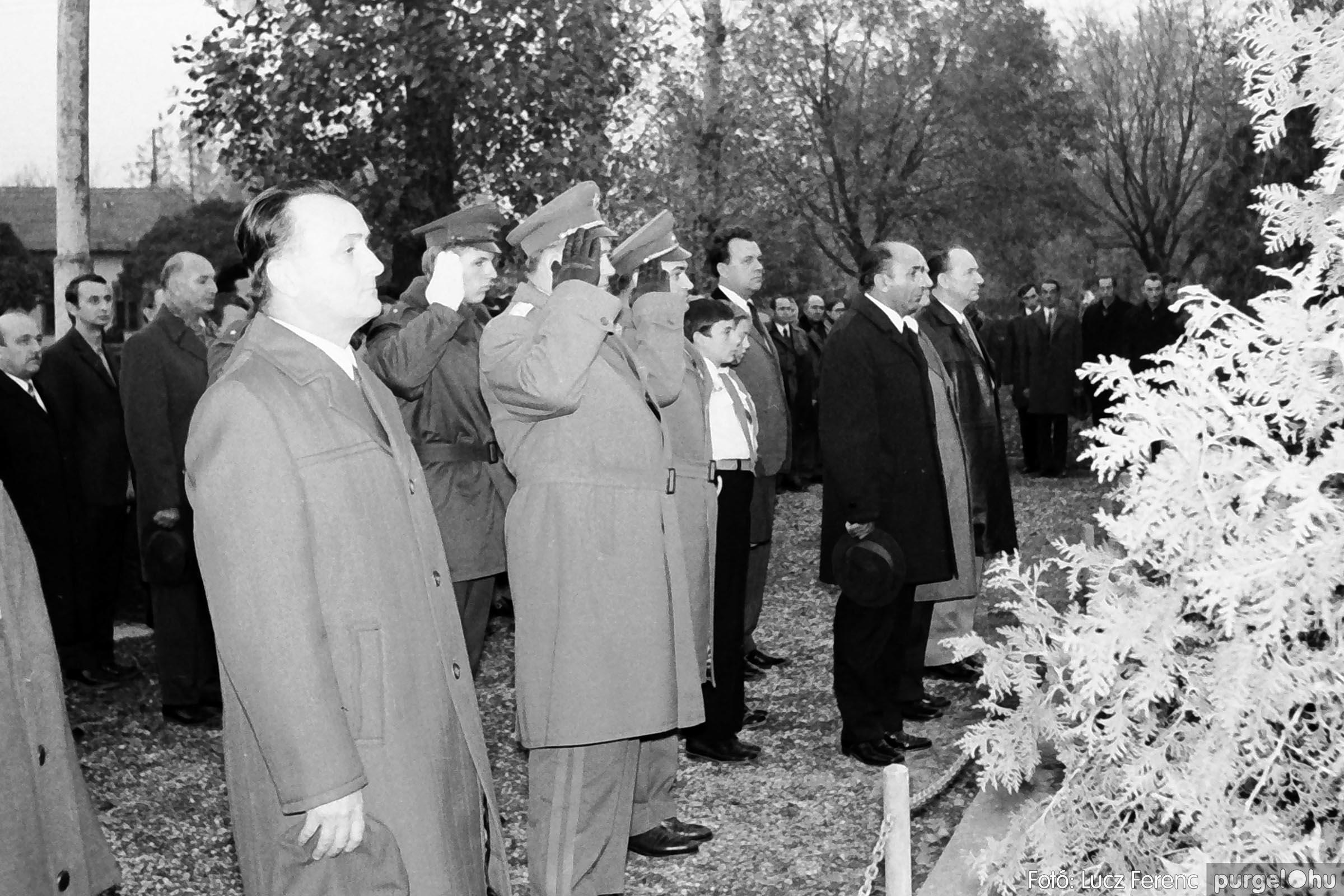 002 1970-es évek - November 7-i ünnepség 012 - Fotó: Lucz Ferenc - IMG01096q.jpg