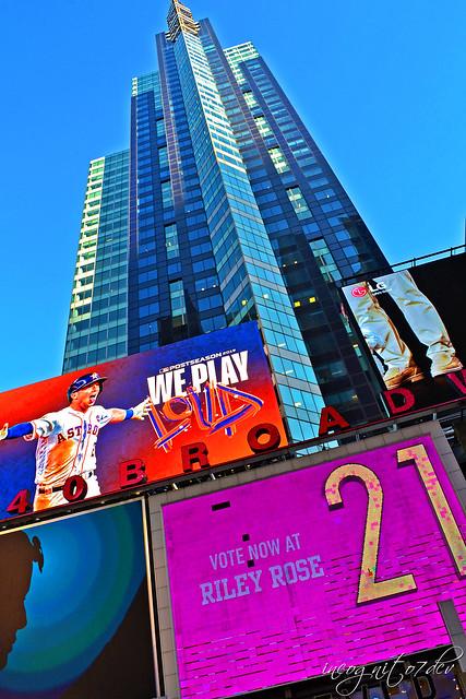 Times Square 1540 Broadway Midtown Manhattan New York City NY P00759 DSC_0985