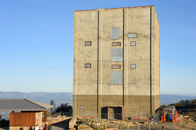 Radar Tower, View from West (1)