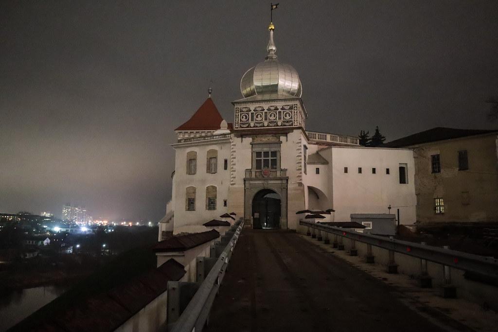 Old castle - Hrodna, Belarus
