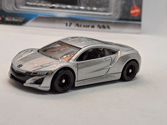 HOT WHEELS 2017 ACURA NSX MK2 NO13 FAST & FURIOUS 1/64