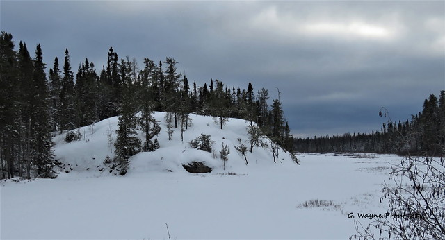 Godfrey Creek - Winter Scenery