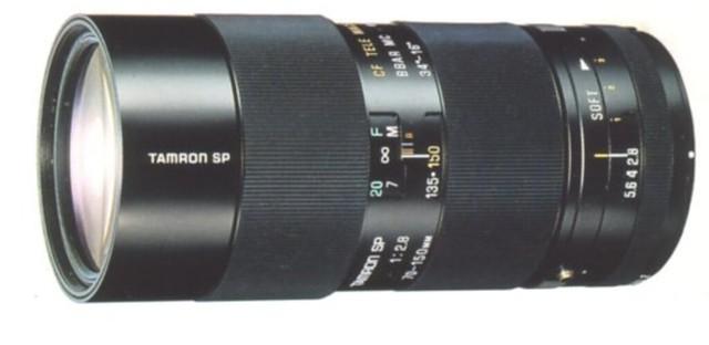 Tamron 70-150mm f2.8 soft 唯一保值的騰龍鏡