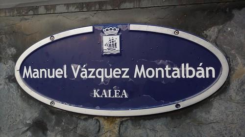 Vazquez Montalban kalea