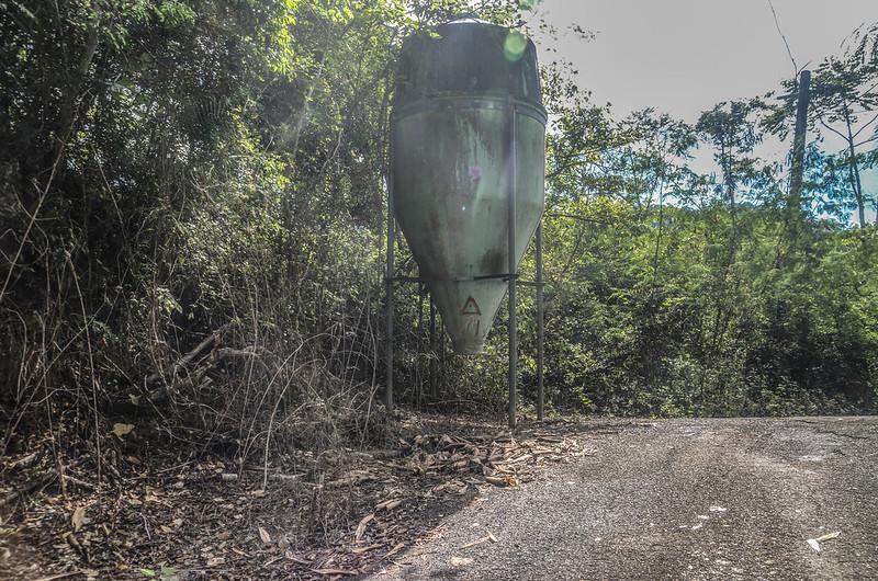 紅花園山行車岔路