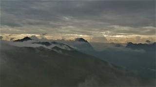 Wolkenpanorama Osttirol