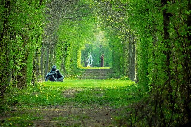 Jardins de Bois-Guilbert - France