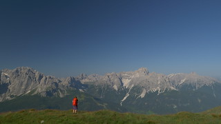 Karnischer-Höhenweg-Panorama