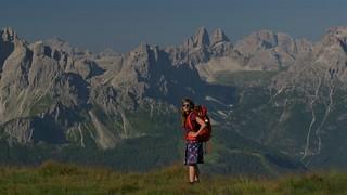 Claudia-Dolomiten-Panorama
