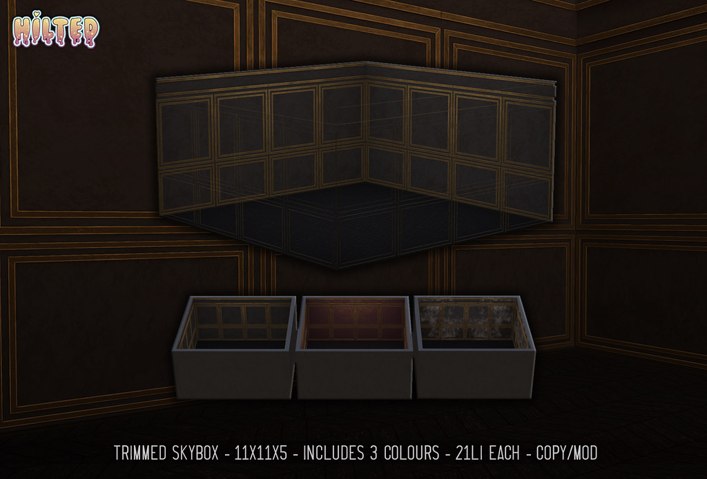 HILTED – Trimmed Skybox