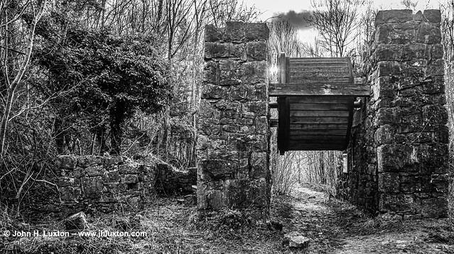 L2020_5466 - Llanymynech Quarry - English Incline Drum House