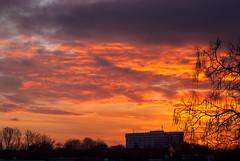 New Years sunset 2021