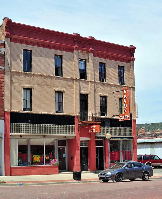 Savoy Hotel and Cafe - Trinidad, Colorado