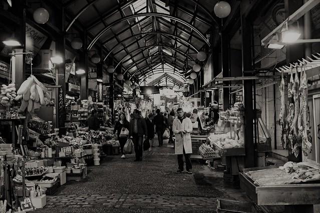 Pre-covid market