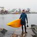 SUP paddling