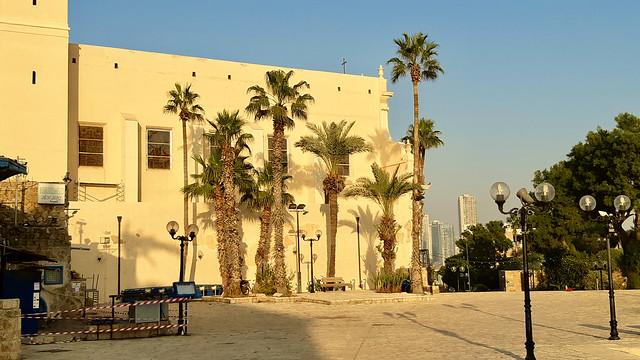 St. Peter church's, Jaffa, Israel ( Kedumim square )